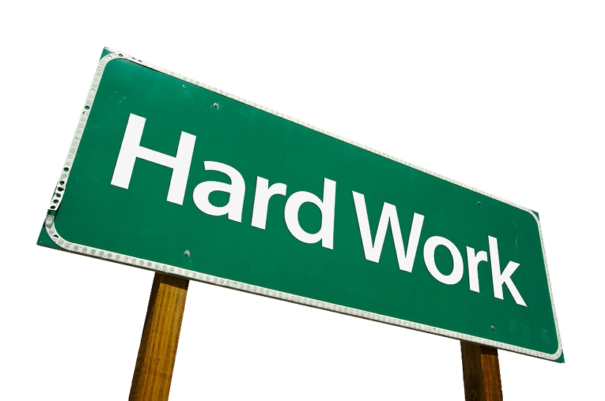 Hard Work is Essential at interface Recruitment